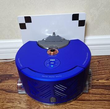 rb02 智能吸尘器维修
