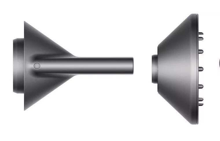 戴森美发器的预造型风嘴