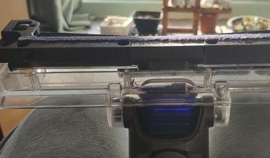 戴森吸尘器刷头怎么拆洗第十九步