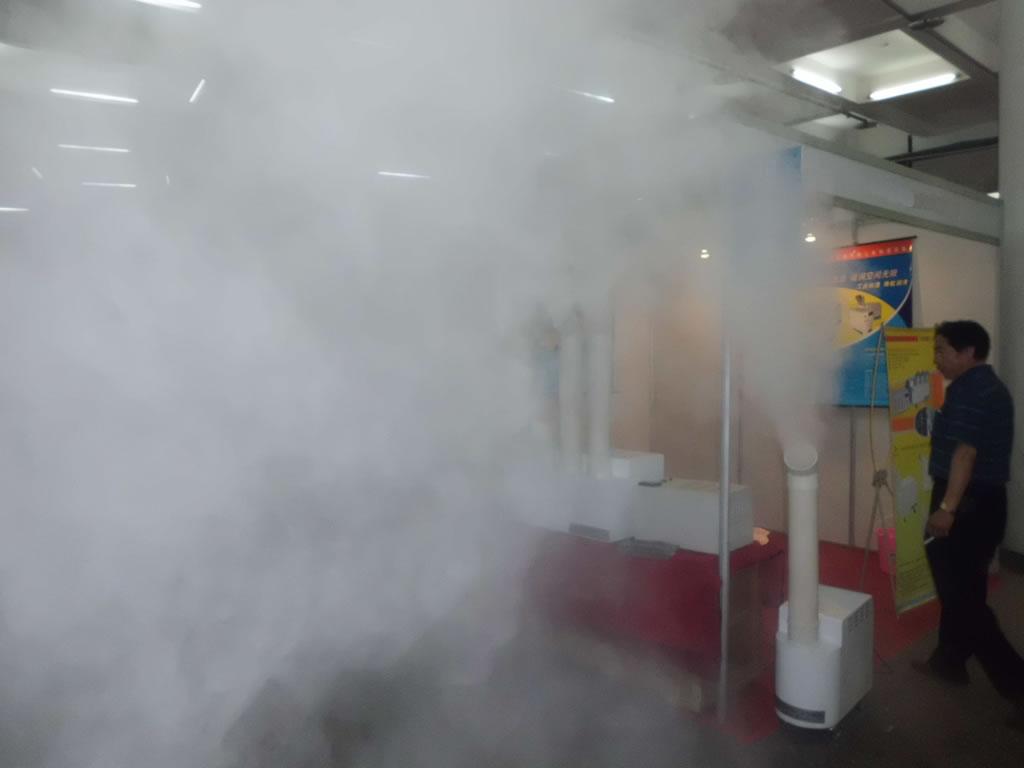 超声波喷雾加湿器