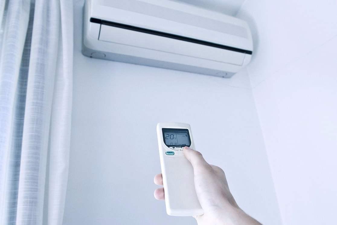 调节空调温度