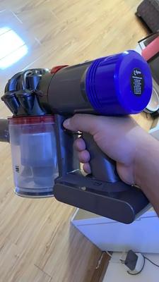 戴森吸尘器吸水了怎么办图片